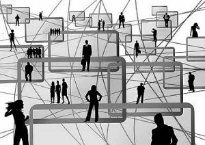 Netzwerk - realvirtuell
