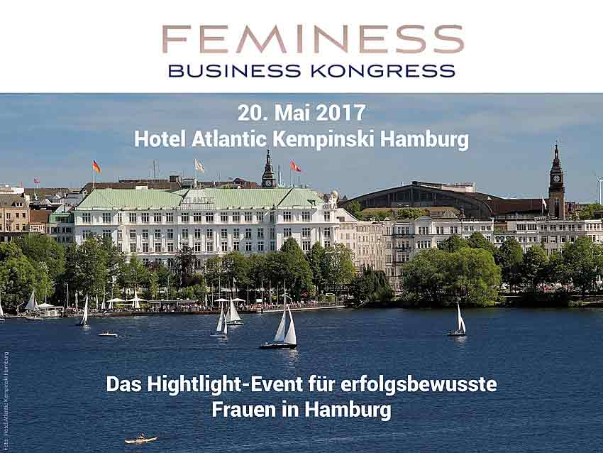 Feminess-Kongress Hamburg